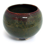 Nova Japanese Handthrown Ceramic Bowl Burner