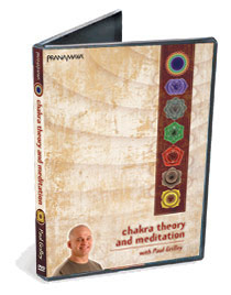 DVD - Chakra Theory and Meditation with Paul Grilley