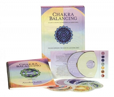Chakra Balancing A Guide to Healing and Awakening Your Energy Body by Anodea Judith