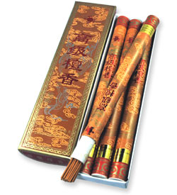 Dragon Fire Sandalwood Joss Sticks