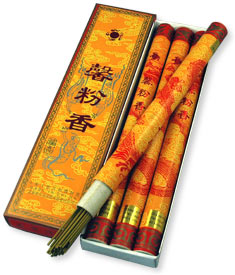 Dragon Fire Patchouli Joss Sticks