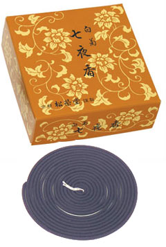 Shira-giku  - Excellentia (Large Coils Incense)