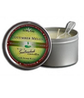 Cucumber-Melon (Cantaloupe & Cucumber) Earthly Body 3-in-1 Suntouched Massage  Oil Candle