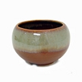 Ceramic Japanese Handthrown Bowl - Desert Sage