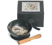 Tibetan Dragon Bowl Box