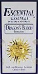Escential Essences Incense - Dragon's Blood