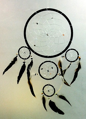 Dreamcatcher - Beaded Dreamcatcher