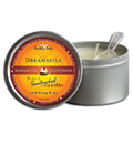 Dreamsicle (Tangerine Plum) Earthly Body 3-in-1 Suntouched Massage  Oil Candle