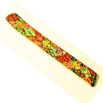 Incense Burner - Handpainted Incense Holder Flower Medledy