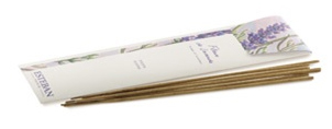 Esteban Flower of Lavender Incense - 20 Bamboo Incense Sticks