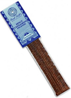 Fred Soll Incense - Spicy Cinnamon Incense