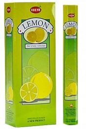 Hem Lemon Incense