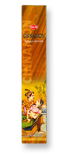 HEM Cinnamon Masala Incense - 12 Stick Box