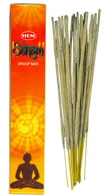 HEM Soham Dhoop Batti Masala Incense Sticks - 15 Gram Box