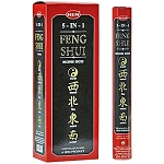 Hem 5 in 1 Feng Shui  - 20 Stick Hex Packs - 6/Box