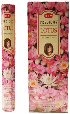 Hem Precious Lotus Incense