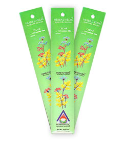 Herbal Vedic Incense - Cedar Incense