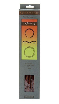 Moodstar Peaceful Incense - Infinity