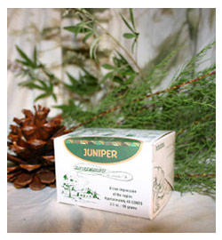 Incienso de Santa Fe - Juniper Incense - 40 Cones