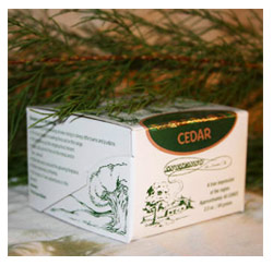 Incienso de Santa Fe - Cedar Incense - 40 Cones