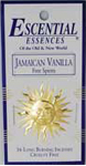 Escential Essences Incense - Jamican Vanilla