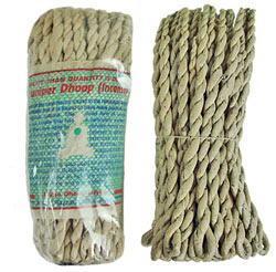 "Tibetan Juniper Dhoop Rope Incense - 50 Ropes - 5"" Long"