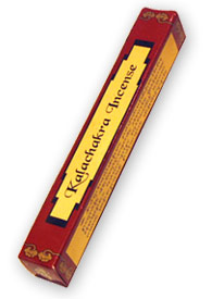 Kalachakra Tibetan Incense 10'' Sticks