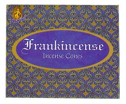 Kamini Cone Incense - Frankincense Incense Cones