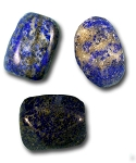 Lapis Lazuli Tumbled & Polished Gemstone