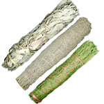 Large Bundle Sampler  (White Sage, Desert Sage & Cedar) 7