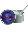 Lavender (Wild Lavender) Earthly Body 3-in-1 Suntouched Massage Oil Candle