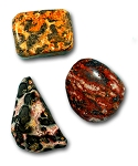 Jasper (Leopard Skin) Tumbled & Polished Gemstone