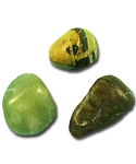 Leopard Skin Serpentine Tumbled & Polished Gemstone