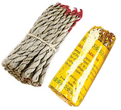 Lumbini Rope Tibetan Incense