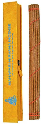 Mahapari-Nirvana Tibetan Incense - 19 Sticks - 8.5""