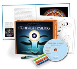 The Mandala Healing Kit: Spiritual & Emotional Healing