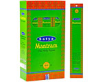 Satya Incense - 15 Gram Packs - Mantram