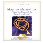 Mantra Meditation (Book & CD)