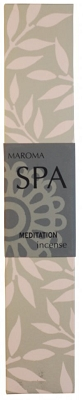 Maroma Spa Incense - Meditation Incense