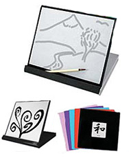 Mini Buddha Board (Gift Card) Black