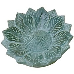 Incense Burner - Mini Daisy Soapstone Incense Plate