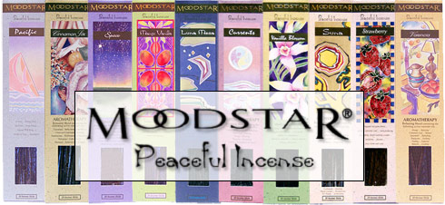 Moodstar Peaceful Incense