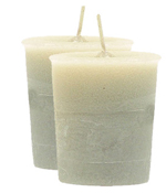 Mother Crystal Journey Traditional Votive Candle - 2 Candles