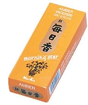 Morning Star Incense - Amber 200 Incense Sticks