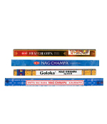 Satya Nag Champa Incense Sampler