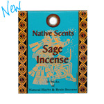 Native Scents Incense - Sage Incense