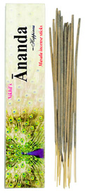 Nikhil's Ananda (Happiness) Incense Sticks - 15 Gram Box
