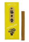 Morning Star Incense - Yuzu Incense 200 Stick Box