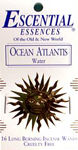 Escential Essences Incense - Ocean Atlantis
