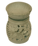 Oil Burner - Elephant Gray Stone Oil Diffuser
